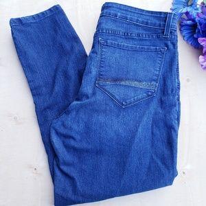 NYDJ size 14 high rise mom Jeans 14x29 (1)